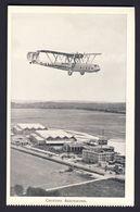 CROYDON AERODROME - Airplane, Airport - Postcard - 1946-....: Modern Era