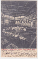 "CARD GENOVA  CAFFE' CONCERTO ""GIARDINO D'ITALIA"" INTERNO DEL SALONE CENTRALE  1904  -FP-V-2-0882- 28002 - Genova"