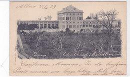 CARD GENOVA  EDUCATORIO DELLE MARCELLINE   1899  -FP-V-2-0882- 28003 - Genova (Genoa)