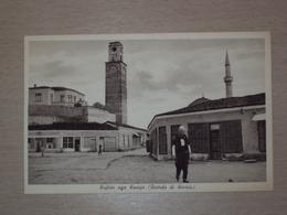 ALBANIA ALBANIEN ALBANIE Shqipëria POST CARD FROM KAVAIA  KAVAJA NOT SEND - Albania