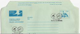G183 - Entier / Stationery / Aerogramme Du Ciskei - Avec Cachet De Belgica 82 Di 11 Au 19/12/1982 - Ciskei