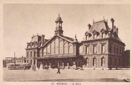 CPA Roubaix, La Gare (pk45410) - Roubaix