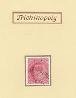 TRICHINOPOLY (Indien) 189? - 1 Anna Gestempelt - Indien