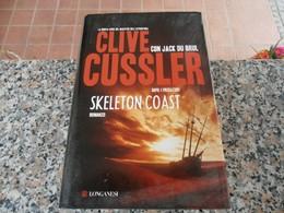 Skeleton Coast - Clive Cussler - Libri, Riviste, Fumetti