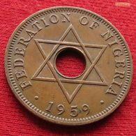 Nigeria 1 Penny 1959 KM# 2 - Nigeria