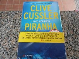 Piranha - Clive Cussler - Libri, Riviste, Fumetti