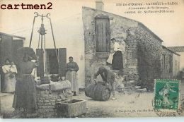 ILE D'OLERON LA BREE-LES-BAINS SAINT-GEORGES-D'OLERON PUITS TONNEAU 17 - Ile D'Oléron