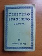 Snapshots / Cimitero Staglieno Genova, 20 Fotografie (see Pictures) - Genova