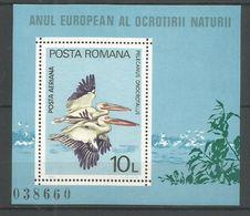 ROMANIA - MNH - Animals - Birds - Pájaros