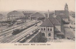 57 - METZ - LA NOUVELLE GARE - Metz