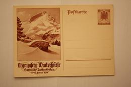 P 258   *  -  Siehe Beschreibung ( 185 ) - Interi Postali