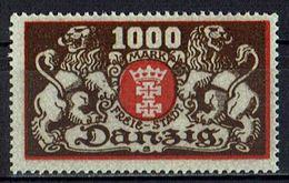 Danzig 1923 // Michel 121 ** (021.178) - Dantzig