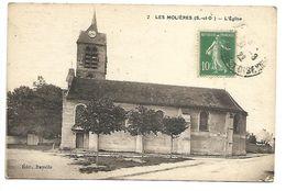 LES MOLIERES - L'Eglise - Frankreich