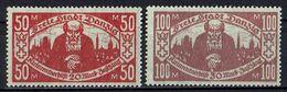 Danzig 1923 // Michel 131/132 * (021.186) - Dantzig
