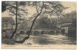 RUPT AUX NONAINS - Le Pont - France