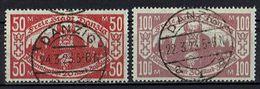 Danzig 1923 // Michel 131/132 O (021.187) - Dantzig