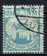 Danzig 1923 // Michel 133 O (021.192) - Danzig