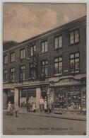 Johann Winkels, Kevelaer, Hauptstrasse 24 - Gasthof Drei Hufeisen, Cafe Conditorei - Belebt - Kevelaer