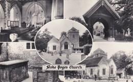 STOKE POGES CHURCH MULTI VIEW - Buckinghamshire