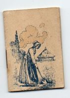 Calendrier De Poche 1922, Comptoir Cardinet Paris 3,8 X 5,4 Cm - Calendars