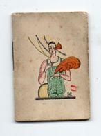 Calendrier De Poche 1926, Lingerie Lady Grenoble 4 X 5,5 Cm - Calendars