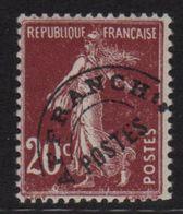 Préo - N°54 - 20c Lilas Brun Type Semeuse - Neuf Sans Charniere - Cote 160€ - Préoblitérés