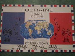 DX INTERNATIONAL - TANGO YANKEE CLUB - Radio