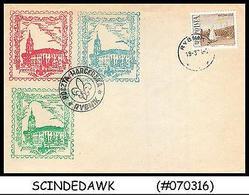 POLAND - 1966 BOY SCOUT SPECIAL COVER WITH SPECIAL CANCL. - Briefe U. Dokumente