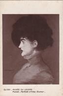 MUSEE DU LOUVRE - Manet - Portrait D'Irma Blumer - Museum