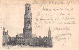 BRUGES - Le Beffroi - Brugge