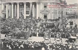 BRUXELLES - Cortège Historique.  Groupe IX. Abolition Des Octrois - Chariot De La Moisson - Feesten En Evenementen
