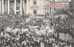 BRUXELLES - Cortège Historique.  Groupe XIII - L'Apothéose.  Char De La Patrie En Fête, Par Dubosco - Feesten En Evenementen