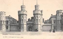 BRUXELLES - La Prison De St Gilles - Monuments