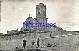 92250 PERU HUANCHACO CHURCH IGLESIA DONDE SE CONSERVA LOS RESTOS DEL DEAN SAAVEDRA 39358 POSTAL POSTCARD - Peru