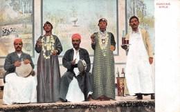 EGYPTE   DANCING GIRLS - Egitto