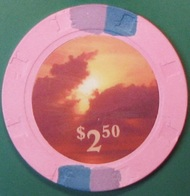 $2.50 Casino Chip. Cocopah, Summerton, AZ. G65. - Casino