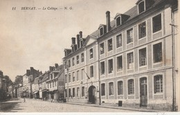 27 - BERNAY - Le Collège - Bernay