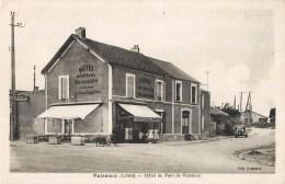 PUISEAUX HOTEL DU PONT DES VOYAGEURS GARAGE 45 LOIRET - Puiseaux