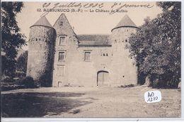 AUSSURUCQ- LE CHATEAU DE RUTHIE - France