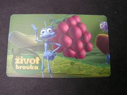 CSR Karte Zivot Brouka 1999 - Tschechische Rep.