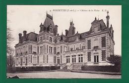 +1289/ CHATEAU DE LA PLAINE FONDETTES :: Très Très Bon état :: - Frankrijk