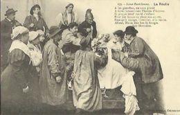 1095 CPA Scène Bérichonne - La Routie - Retour De Noce ( Costume - Folklore ) - Noces