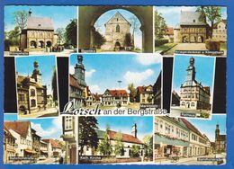 Deutschland; Lorsch An Der Bergstrasse; Multibildkarte - Lorsch