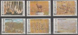 BOTSWANA - 1977 Historical Sites. Scott 187-192. MNH - Botswana (1966-...)