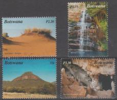 BOTSWANA - 2003 Tourism. Scott 766-760. MNH - Botswana (1966-...)