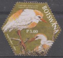 BOTSWANA - 2004 5p Bird. Scott 792. MNH - Botswana (1966-...)