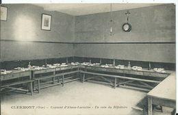CLERMONT - Couvent D'alsace Lorraine - Un Coin Du Réfectoire - Clermont