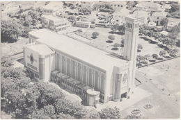 Accra - Holy Spirit Cathedral Catholic Mission - Architect: Fr. Joseph Jud, S.V.D. -  (Ghana, West Africa) - Ghana - Gold Coast