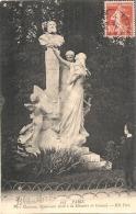 *** 75  ***  PARIS  Parc Monceau Monument élevé à La Mémoire De Gounod - Parks, Gardens