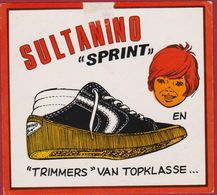 Sticker Autocollant Sultanino Retro Trimmers Shoes Schoenen Chaussures Zapato (Beschadigd - Damaged) Aufkleber Adesivo - Stickers
